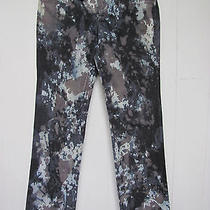 Diesel Paint Splattered Multi-Color  Straight Legs Jeans-Size 26 Photo