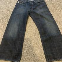 Diesel Quratt 33/30 Mens Jeans( They Been Shortened So Actual Inseam Is 26 In.) Photo