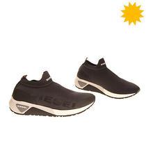 Diesel S-Kb Athl Sock Ii Sneakers Size 44.5 Uk 10 Us 11 Black Sock Like Low Top Photo