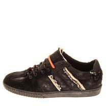 Diesel S-Millenium Lc Denim Sneakers Size 44 Uk 9.5 Us 10.5 Distressed Style Photo