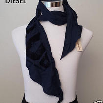 Diesel Scarf New With Tags Photo