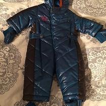 Diesel Seath Baby Boy 1pc Snowsuit/pramsuit Size 6/9m Photo