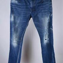 Diesel Shioner Classic Slim Fit Jeans Size L W33 / L34 Photo
