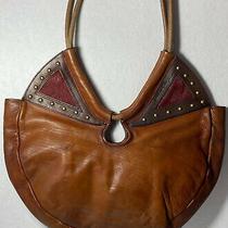 Diesel  Shoulder Round Brown Bag Medium Photo