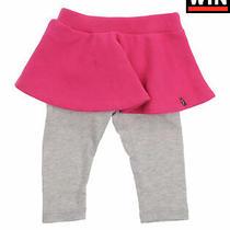 Diesel Skirt Leggings Size 24m Melange Effect Colour Block Photo