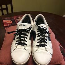 Diesel Sneaker Casual Lace Up Shoes Men Photo