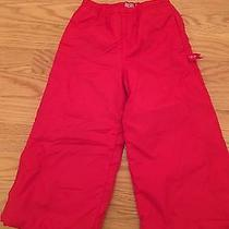 Diesel Snow Todler/girls/boys Ski Snow Pants 2 Photo