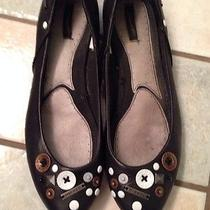 Diesel Studded Flats Rare 40 Photo