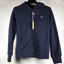 Diesel Subby Zip Hoodie Sweatshirt Blue M Kids Youth Nwt  Photo