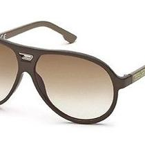 Diesel Sunglasses 0034 Green Photo