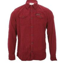 Diesel Svarog-Rs  Shirt 2xl. Mahogany Color Photo
