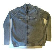Diesel Sweater Xxl Zip Up Photo