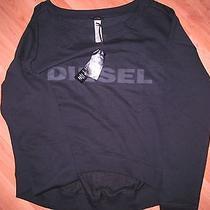 Diesel Sweatshirt Xs Photo