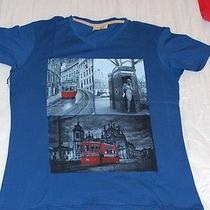 Diesel T-Shirt Size Large v Neck Photo
