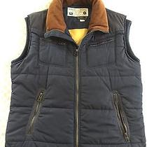 Diesel Vest - Xl - Blue Photo