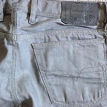 Diesel Waykee  Art  0824h Regular Straight Leg Jeans 34 Photo