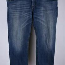 Diesel Waykee Classic Straight Boot Cut Jeans Size W40 / L32 Photo
