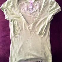 Diesel Woman Green Shirt Photo