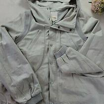 Diesel Women's Beige Hoodie Jacket Size Xs Photo