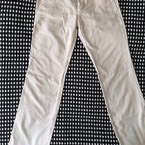 Diesel Women's Off White Pants Size 27 Photo
