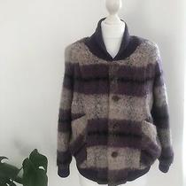 Diesel  Wool Coat Size S (8) J Photo