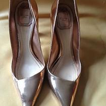 Dior Blush Metallic Womens Pumps Size 39  Photo
