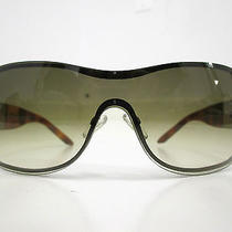 Dior Brown Havana Sunglasses W/ Mother of Pearl at the Arms - Id8cc 115 Photo