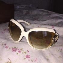 Dior Cream Sunglasses Photo