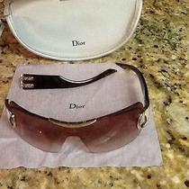 Dior Designer Sunglasses Photo