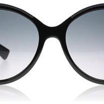 Dior Diorelle 2 Black and Matte Blue 6mohd Sunglasses Photo
