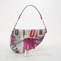 Dior Filth Collection Saddle Bag Photo