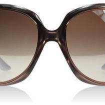 Dior Glossy 1 Peach Violet R2u Sunglasses Photo