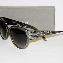 Dior Grand Bal Xljhd Mother of Pearl Grey/gradient  Sunglasses Limited Edition  Photo