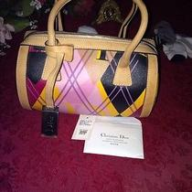 Dior Handbag New Authentic. Original Price 645 Photo