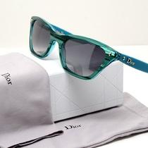 Dior Hatutaa W71 Sunglasses Plastic Aqua  Photo
