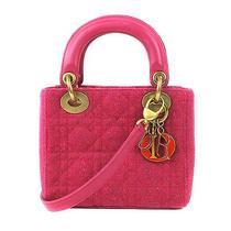 Dior Pink Shoulder Bag Photo