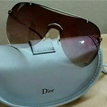 Dior Purple Aviator Sunglasses Photo