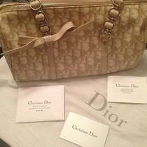 Dior Purse Beige Color Photo