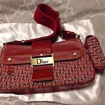 Dior Red Bag Photo