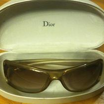 Dior Sunglasses in Case Photo