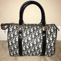 Dior Trotter Print Handbag Photo