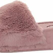 Dirty Laundry by Chinese Laundry Women's Shoes Sonny Faux Blush Faux Fur Size Photo