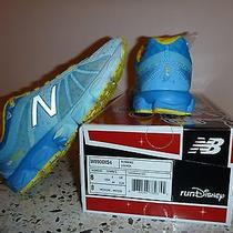 Disney 2014 Run Disney Cinderella New Balance Sneakers Women's Sz 8  Nib Photo