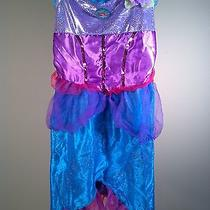 Disney Ariel Fantasy Play Costume Size 4-6x Photo