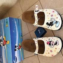Disney Birkenstock Sandals - Size 9 Photo