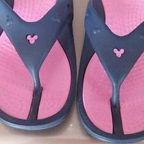 Disney Crocs Size 1o Ladies Photo