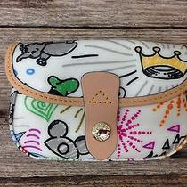 Disney Dooney & Bourke Sketch Wristlet  Photo