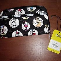 Disney Exclusive Minnie Mouse Wallet by Lesportsac - ''celebrate Minnie'' Photo