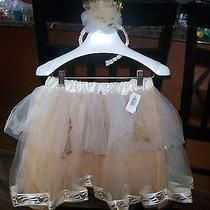 Disney Fantasy Cruise Ship Mickey Tutu Girl's L Dress Up Halloween Costume Nwt's Photo