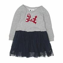 Disney for Baby Gap Girls Gray Dress 3t Photo